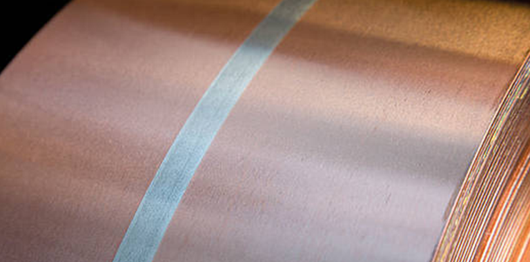 Aluminum-Copper Strip